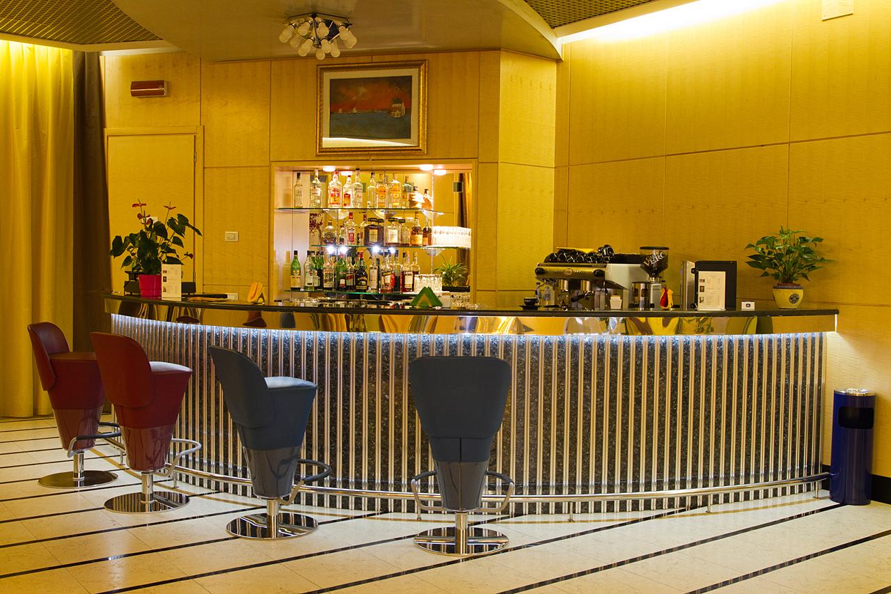 Arredamenti interni hotel airport venice for Bergamin arredamenti mestre